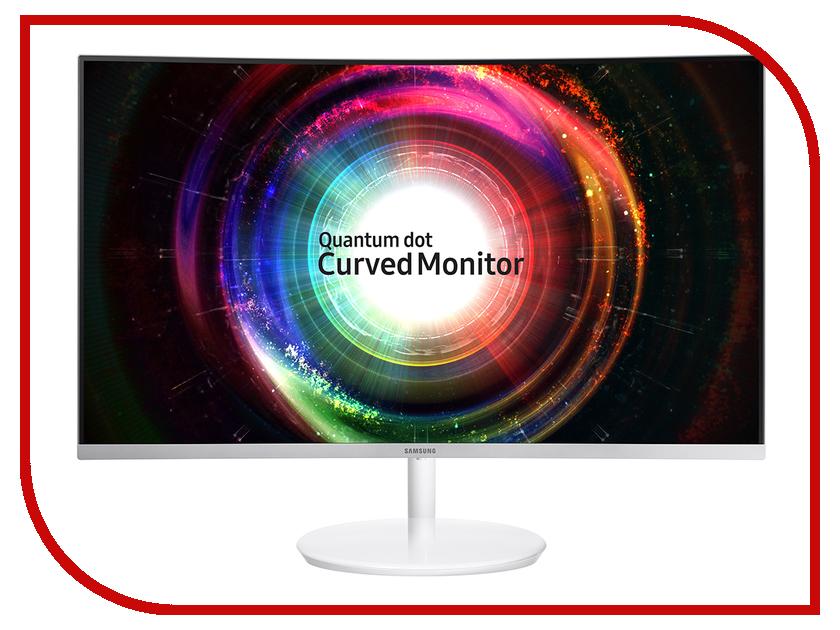 Монитор Samsung C32H711QEI White монитор samsung s23e200b black