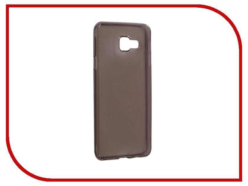 Аксессуар Чехол Samsung Galaxy A3 A310F 2016 Gecko Transparent-Glossy Grey S-G-SGA3-2016-GRAY аксессуар чехол samsung galaxy j2 prime g532 gecko transparent glossy black s g sgj2pr bl