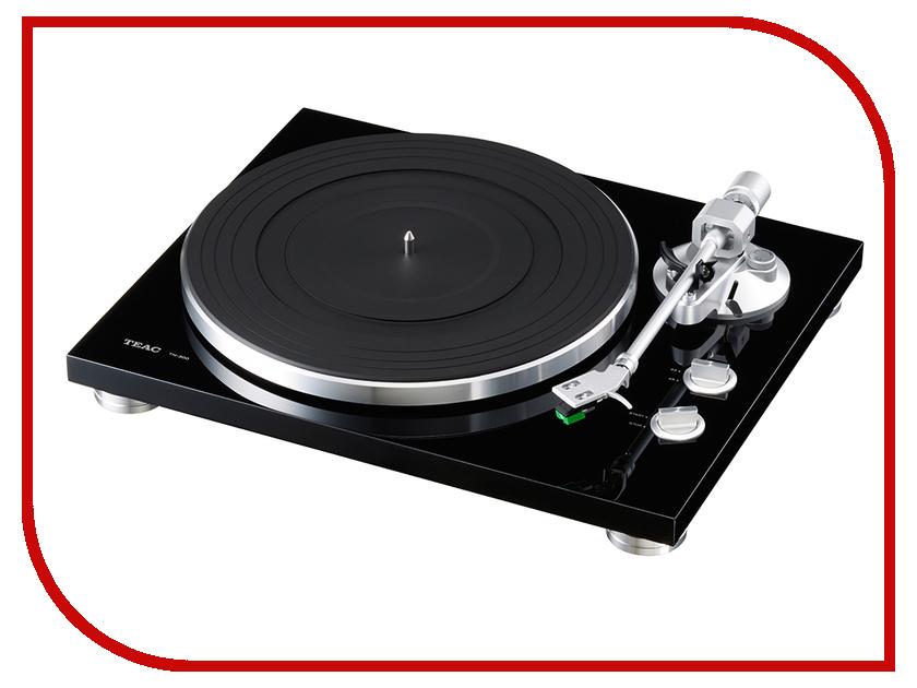 Проигрыватель виниловых дисков TEAC TN-300 Black