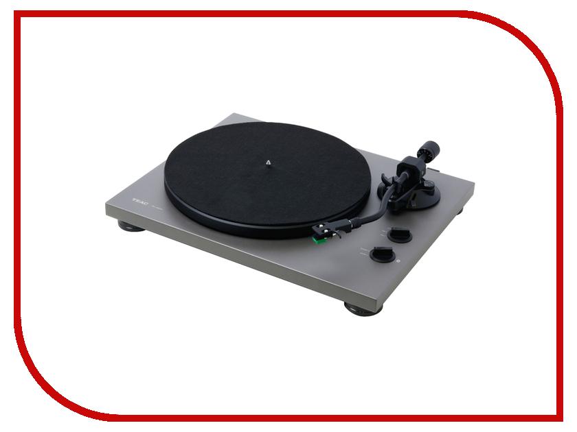 все цены на Проигрыватель виниловых дисков Teac TN-400BT Matte Titanium онлайн