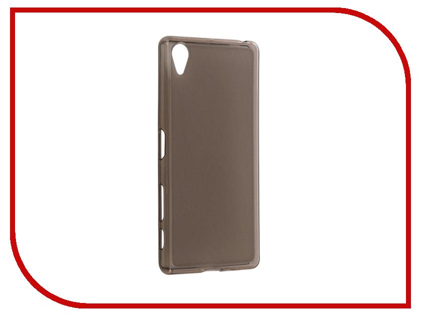 Аксессуар Чехол Sony Xperia X Gecko Transparent-Glossy Grey S-G-SONX-BL