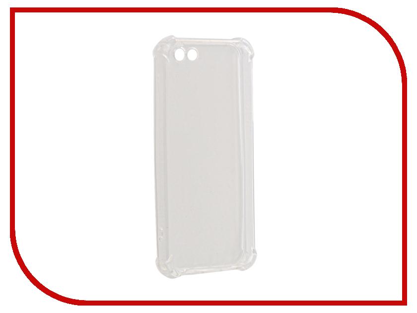 Аксессуар Чехол Gecko для APPLE iPhone 5S Silicone Glowing White S-G-SV-APPLE5S-WH аксессуар чехол gecko для apple iphone 6 blue
