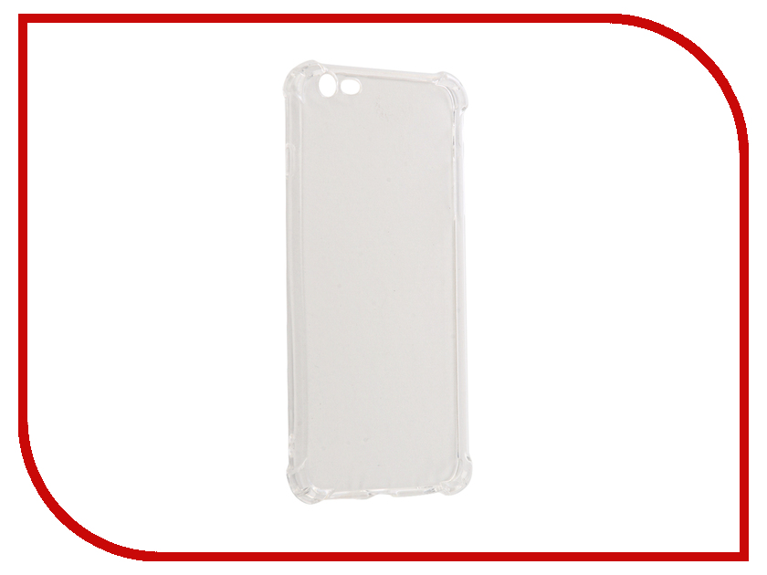 все цены на Аксессуар Чехол Gecko для APPLE iPhone 6S Plus 5.5-inch Silicone Glowing White S-G-SV-APPLE6SPL-WH онлайн