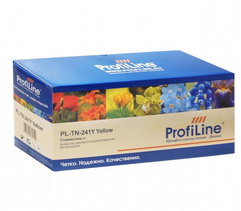 Картридж ProfiLine для HL3140CW/3170CDW/DCP9020CDW/MFC9330CDW PL-TN-241Y