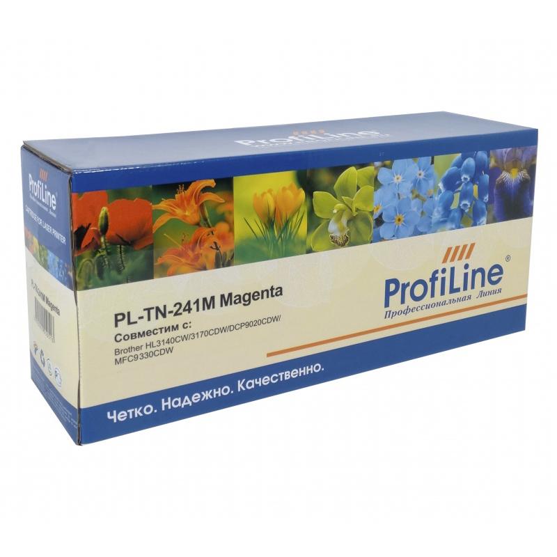 Картридж ProfiLine для HL3140CW/3170CDW/DCP9020CDW/MFC9330CDW PL-TN-241M