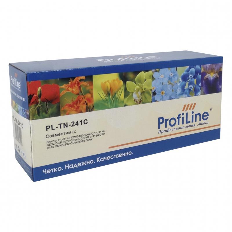 Картридж ProfiLine для HL3140CW/3170CDW/DCP9020CDW/MFC9330CDW PL-TN-241C brother tn 241c