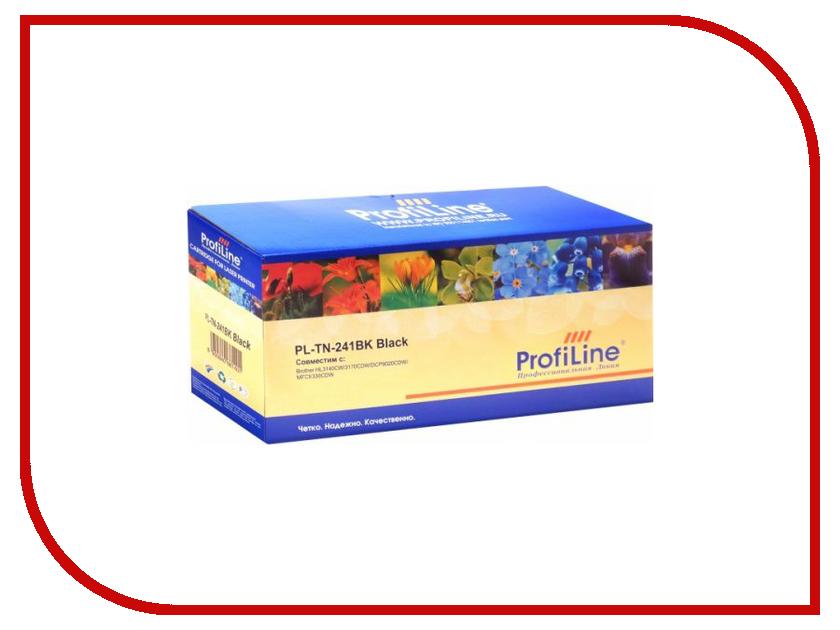Картридж ProfiLine для HL3140CW/3170CDW/DCP9020CDW/MFC9330CDW PL-TN-241Bk tpbhm tn225 laser toner powder for brother tn265 tn285 tn296 tn 221 tn 241 tn 251 tn 261 tn 281 kcmy 1kg bag color free fedex
