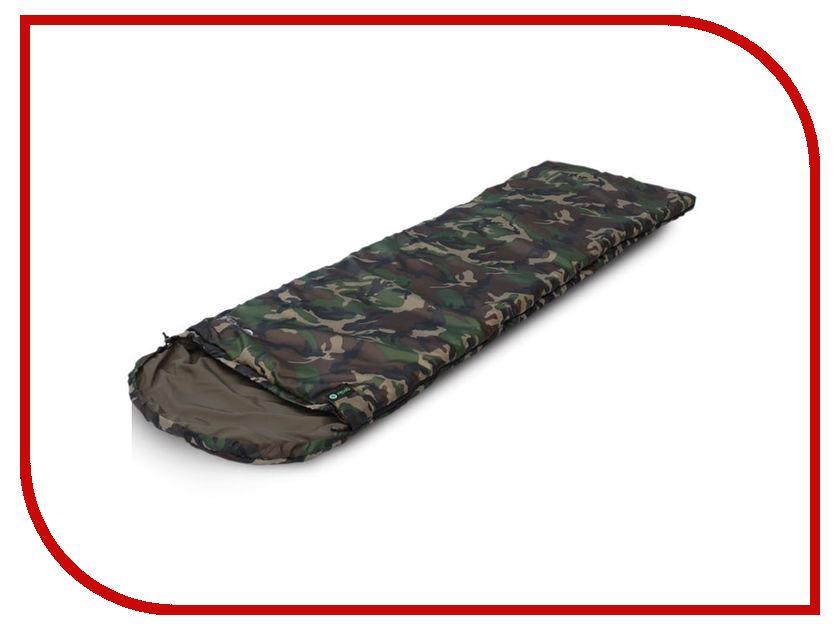 Cпальный мешок PRIVAL Степной одеяло с подголовником КМФ 220x70cm -2 C / +15 C цена и фото