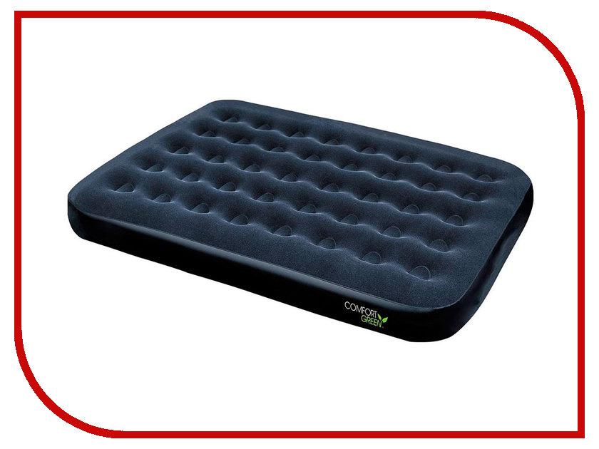 Надувной матрас Bestway Comfort Green 191x137x22cm Black 67380