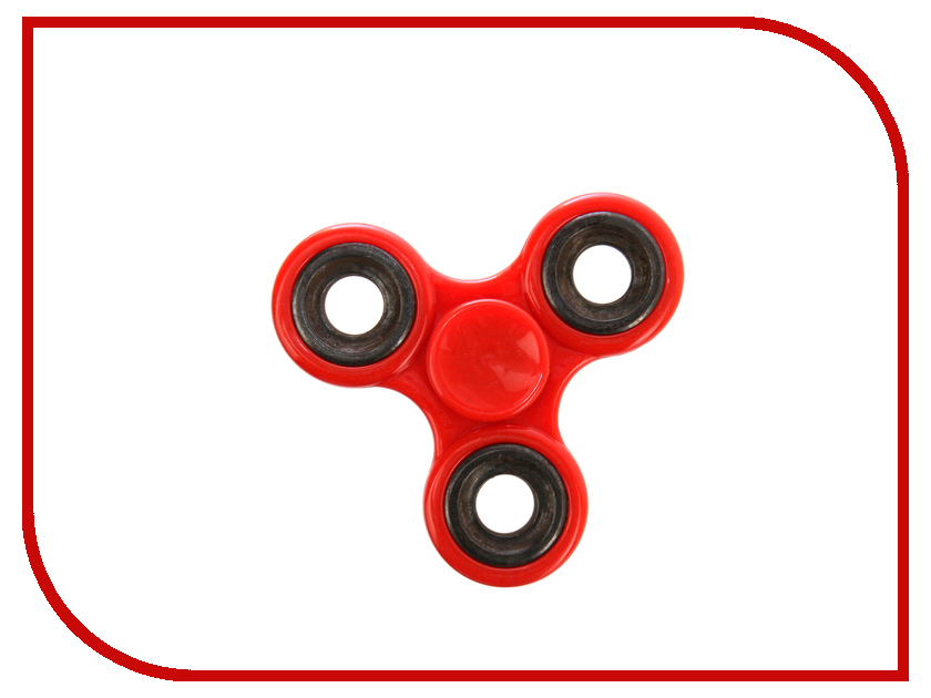 Спиннер Gecko Spinner Small Red SPM-PL-TR-RED