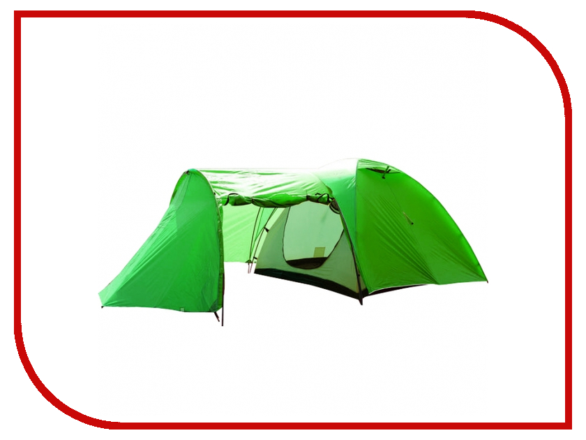 Палатка PRIVAL Тундра-4 prival привал 35 хаки
