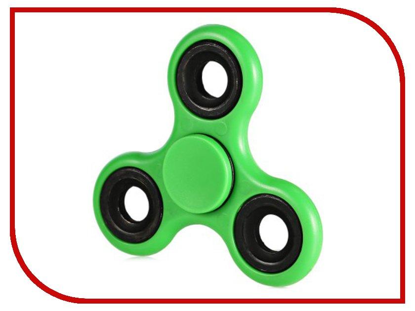 Спиннер Gecko Spinner Green SP-PL-TR-GREEN спиннер пластиковый светящийся треугольный черный sp pl tr sv bl