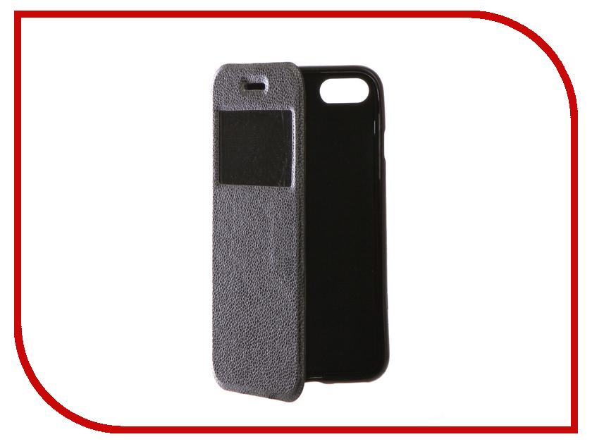 Аксессуар Чехол Gecko Book для iPhone 7 (4.7) Black G-BOOK-IPH-7-BL