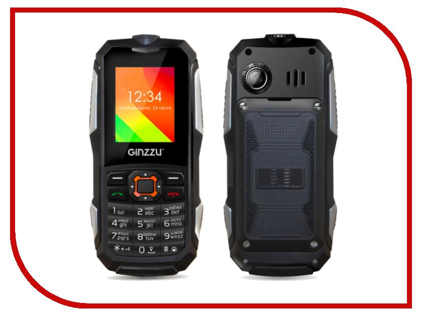 купить Сотовый телефон Ginzzu R50 Black по цене 1443 рублей