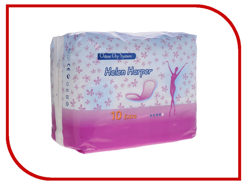 Helen Harper Microflex Medium/12 Послеродовые 905060091 прокладки для ежедневной гигиены helen harper послеродовые microflex normal 12 шт