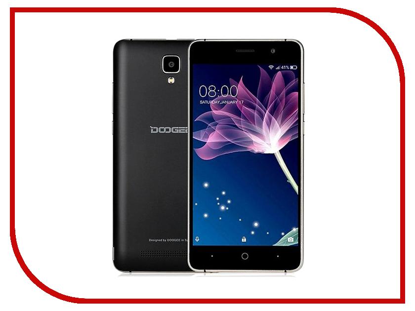 Сотовый телефон DOOGEE X10 Black-Obsidian сотовый телефон digma linx a177 2g