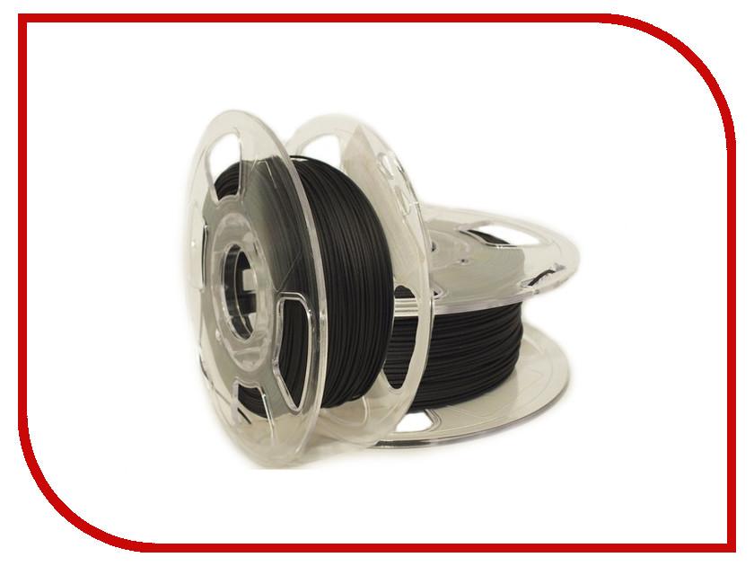 Аксессуар U3Print PLA-пластик CFF 1.75mm 0.45kg Carbon esun пластик pla в катушке green 1 75 мм