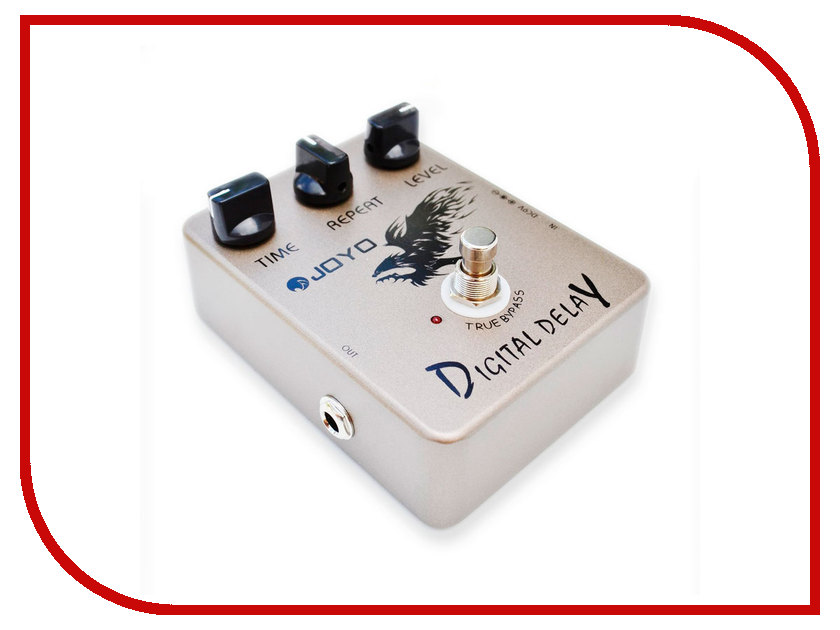 Аксессуар JOYO JF-08 Digital Delay