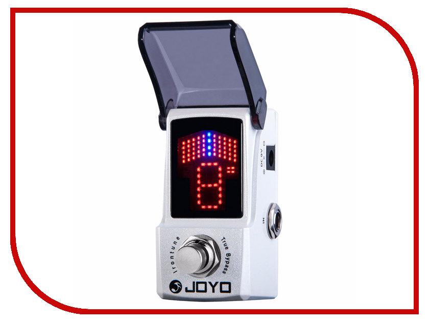 Аксессуар JOYO JF-326 Irontune Chromatic Mini Pedal Tuner<br>