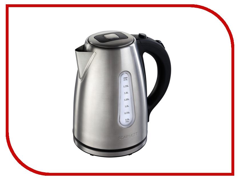 Чайник Scarlett SC-EK21S43 электрический чайник scarlett sc ek18p26 sc ek18p26