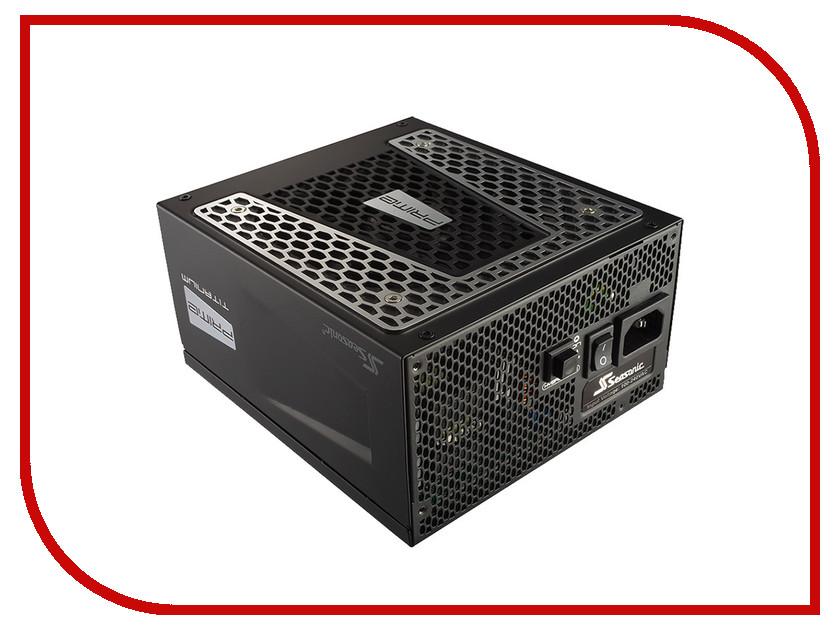 Блок питания SeaSonic SSR-750TD 750W блок питания seasonic ssr 750td 750w