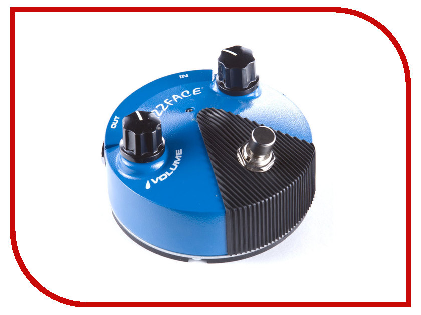 Аксессуар Dunlop FFM1 Silicon Fuzz Face Mini