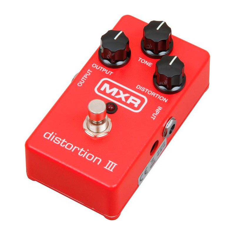 Педаль Dunlop MXR M115 Distortion III