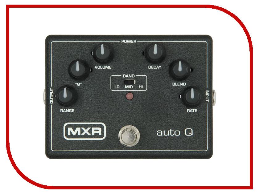 Педаль Dunlop MXR M120 Auto Q Envelope Filter педаль dunlop mc404 cae dual fasel