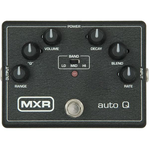 купить Педаль Dunlop MXR M120 Auto Q Envelope Filter дешево