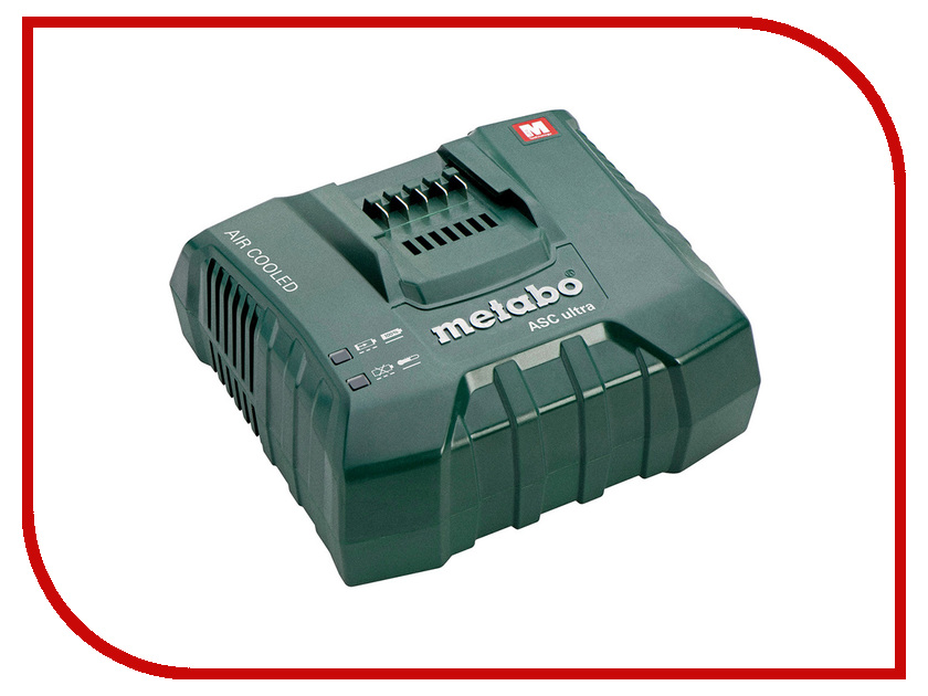 Зарядное устройство Metabo - ASC Ultra 14.4-36 V 627265000 кокосовая зубная паста