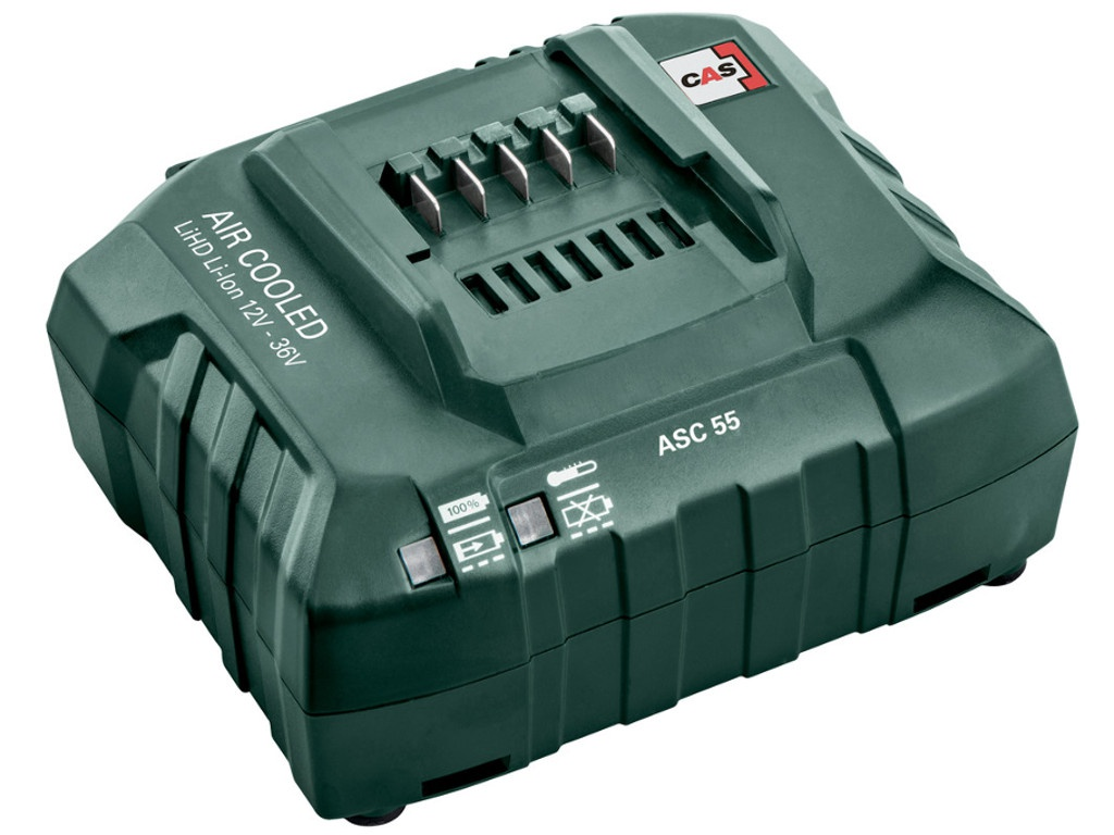 Зарядное устройство Metabo - ASC 55 V 12-36B Air Cooled 627044000 president grant ii asc