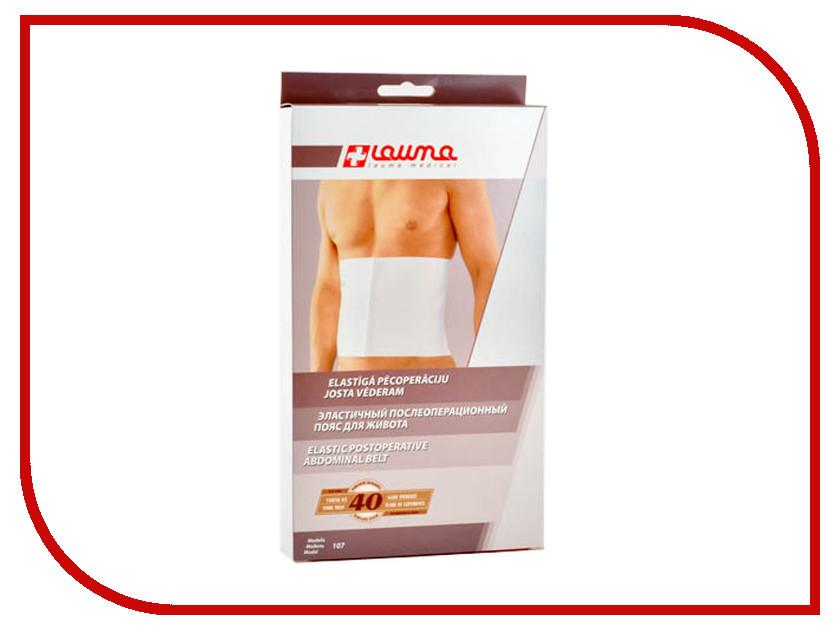 Ортопедическое изделие LAUMA 107 №1 White - пояс послеоперационный торг марка белья lauma
