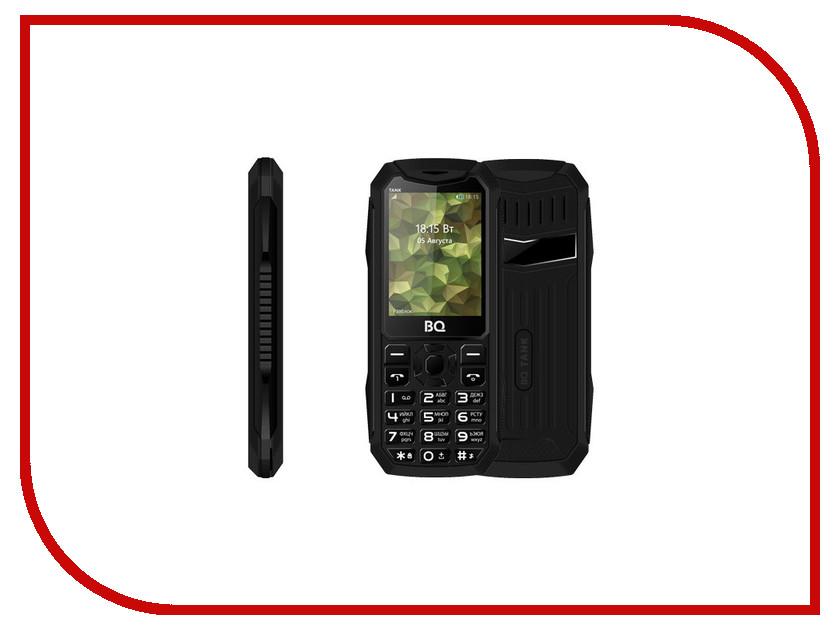 Сотовый телефон BQ 2428 Tank Black варочная панель candy clg 64 pb
