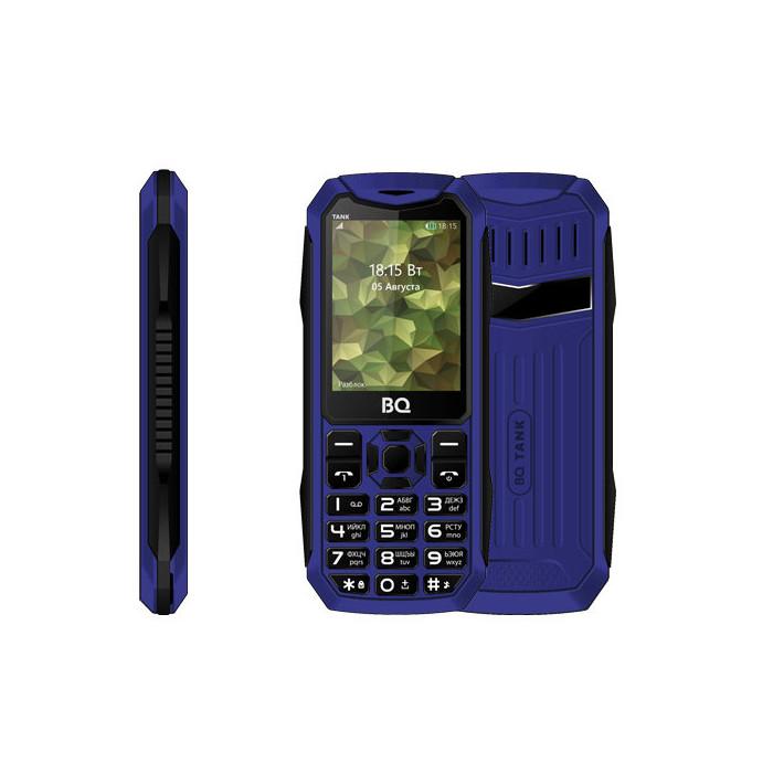 Сотовый телефон BQ 2428 Tank Blue