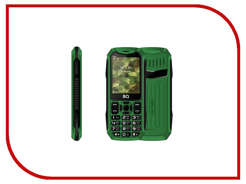 Сотовый телефон BQ 2428 Tank Green