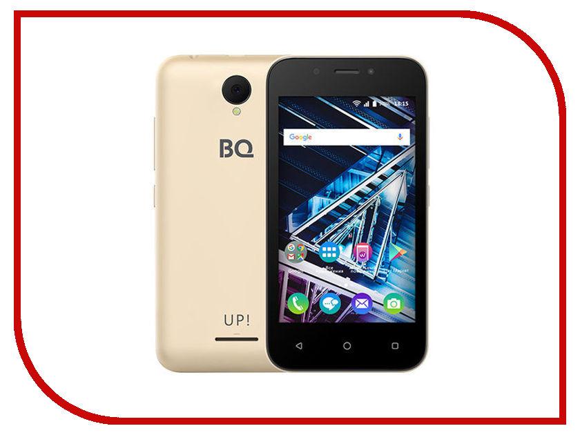 Сотовый телефон BQ BQ-4028 Up Gold