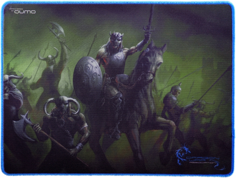 Коврик Qumo Dead Army