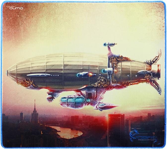 Коврик Qumo Moscow Zeppelin