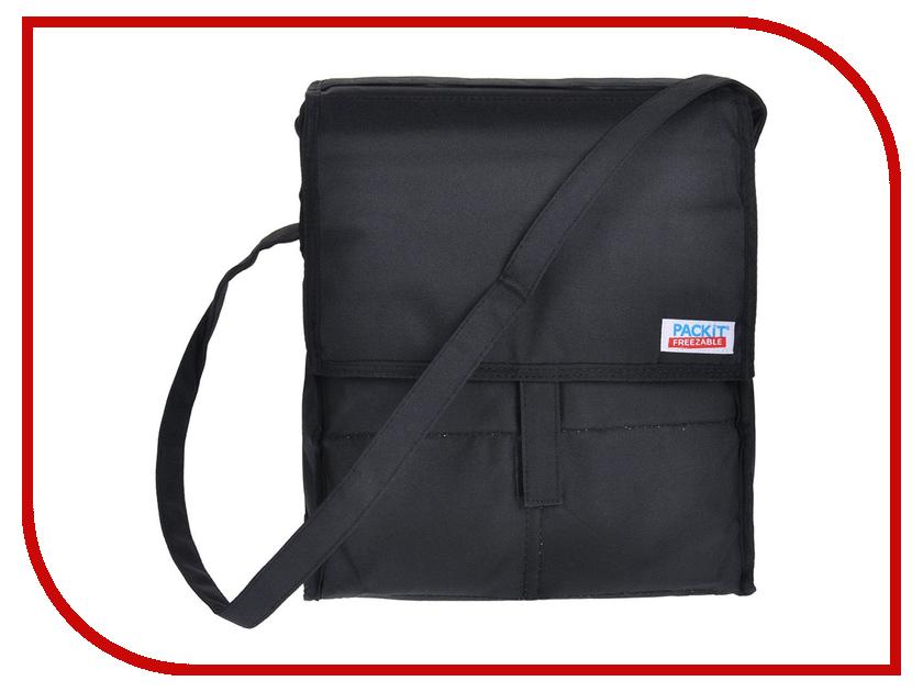 термосумка Packit Social Cooler Black PKT-SC-BLA рюкзак zipit zshl pkt pink