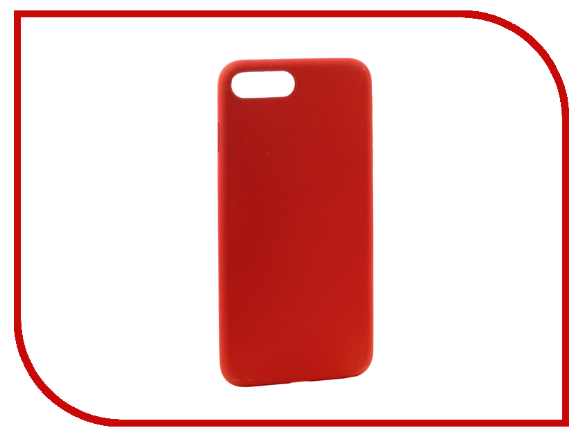 Аксессуар Чехол BROSCO Termo для APPLE iPhone 7 Plus Red-Yellow IP7P-TERMO-RED&YELLOW аксессуар заспинный колчан bowmaster tento ref yellow brown 277