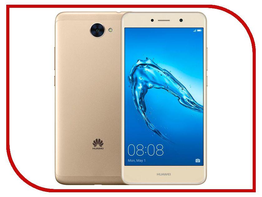 сотовый телефон huawei p9 lite 2gb ram 16gb vns l21 gold Сотовый телефон Huawei Y7 16Gb Gold