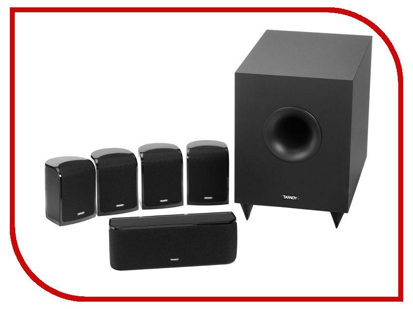 Колонки Tannoy TFX 5.1 Black комплект акустики tannoy system tfx 5 1 black