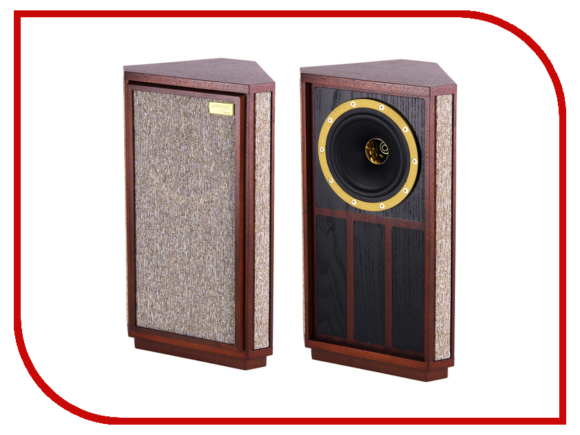 Колонки Tannoy Autograph Mini Teak полочная акустика tannoy eclipse mini black oak