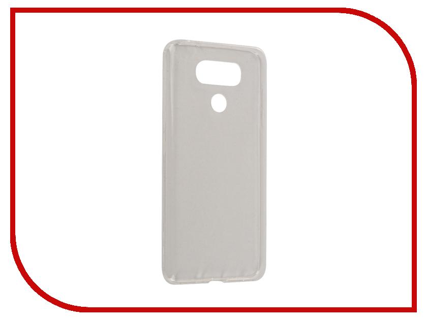 все цены на  Аксессуар Чехол LG G6 BROSCO Silicone Transparent LG-G6-TPU-TRANSPARENT  онлайн
