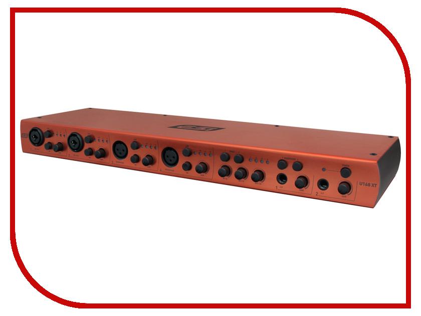 Аудиоинтерфейс ESI U168 XT