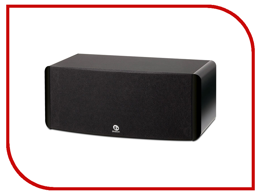 Колонки Boston Acoustics A225c Gloss Black
