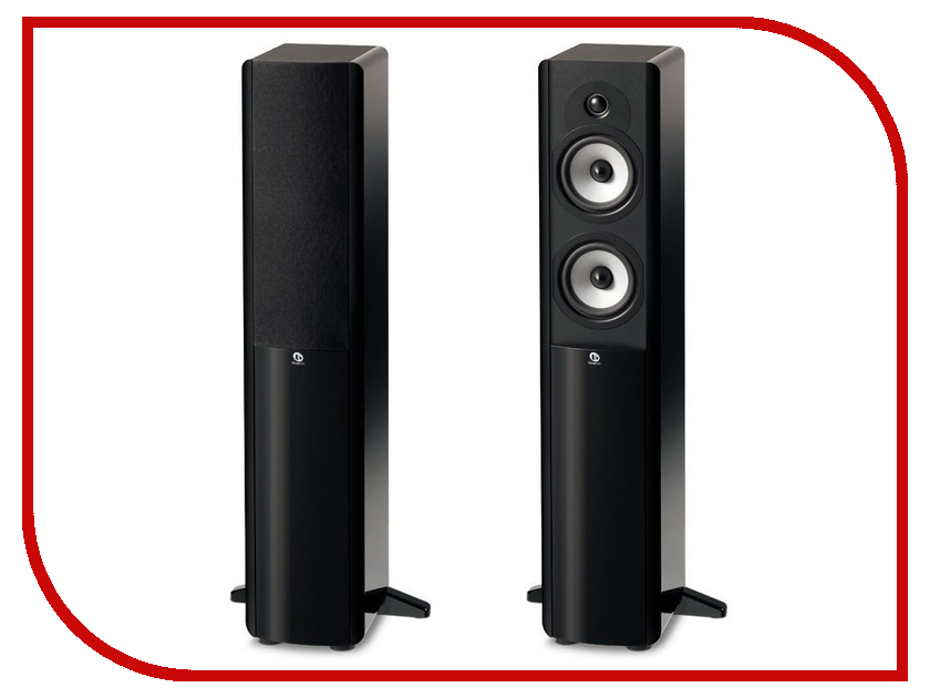 Колонки Boston Acoustics A250 Gloss Black купить