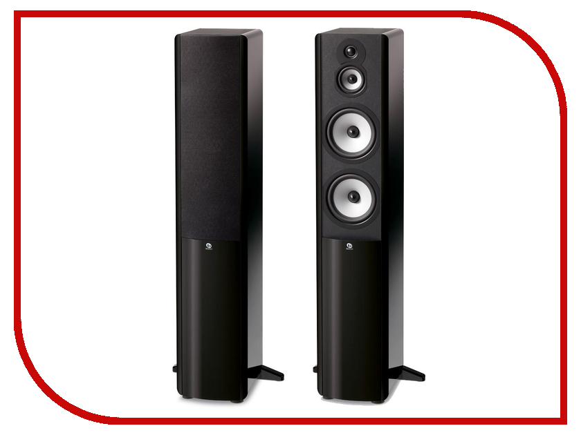 Колонки Boston Acoustics A360 Gloss Black купить