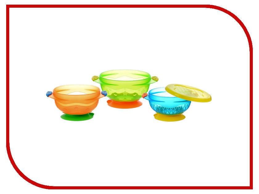 Набор тарелок Munchkin 3шт 11075