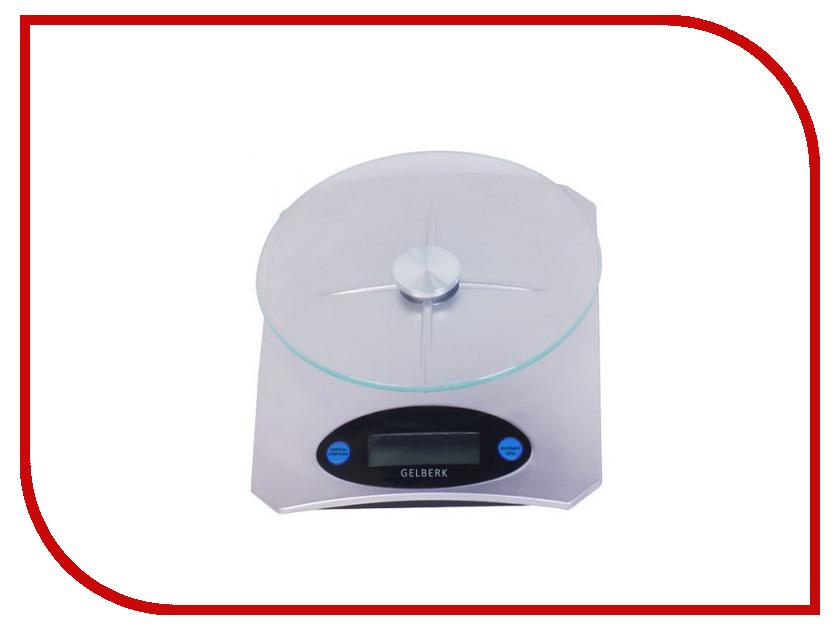 Весы Gelberk GL-250 весы кухонные gelberk gl 253